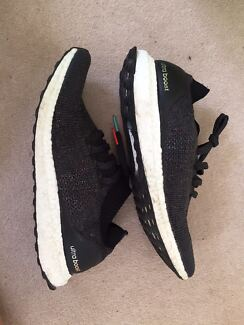 ADIDAS ULTRABOOST UNCAGED MULTI COLOUR