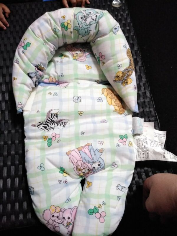 Quiltex Precious Moments Baby Headrest