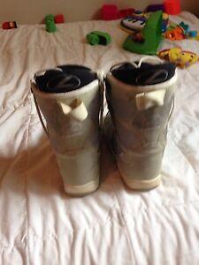 Bottes de planche à neige