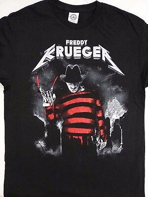 Freddy Krueger A Nightmare On Elm Street Rock On T-Shirt