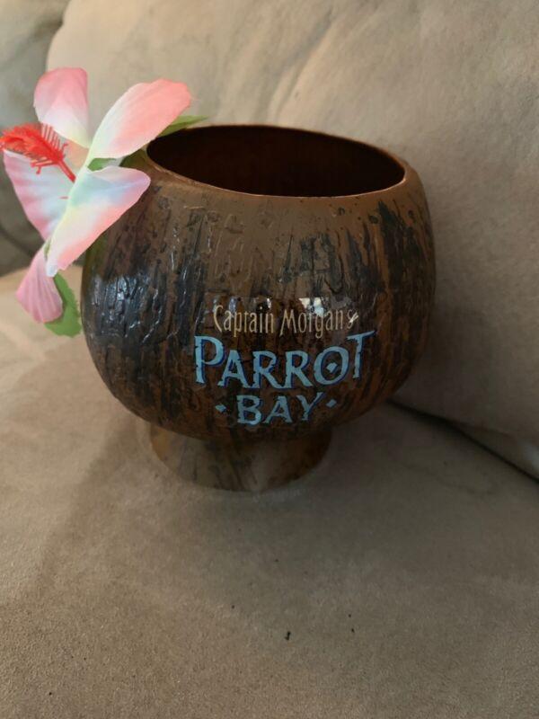 CAPTAIN MORGAN PARROT BAY COCONUT CUP  FREE SHIPPING RARE