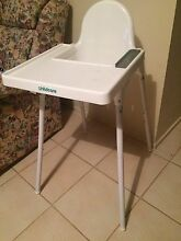 Childcare high chair Rowville Knox Area Preview