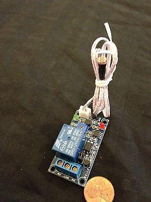 12v Car Light Controlphotoresistor Relay Module Light Detect Sensor Timer B16