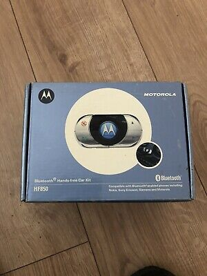 Bluetooth Hands- free Car Kit Motorola HF850