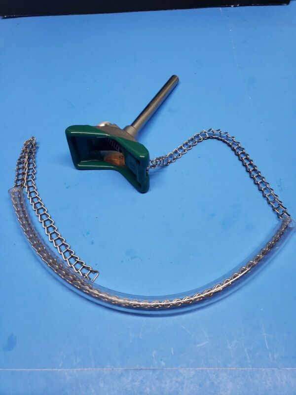 VWR Talon Chain Clamp ▪︎ Holds objects at any angle or irregularly shaped