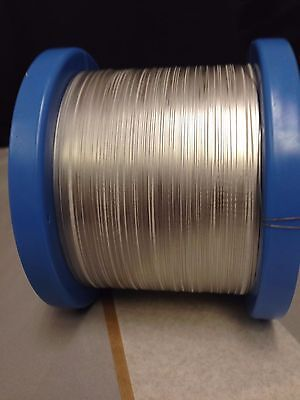 Tophet A Nickel Chrome Flattened Wire Ribbon .020 X .005