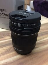 Canon 10 - 18mm EFS f/4.5-5.6 IS STM Westmead Parramatta Area Preview