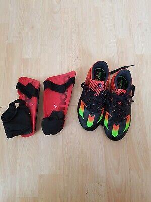 BOYS ADIDAS FOOTBALL BOOTS UK SIZE 13