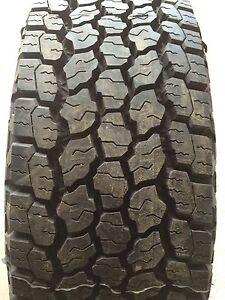 4-LT245/70R17 Goodyear wrangler New Tires