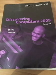 Discovering computers textbooks gumtree australia free local discovering computers textbooks gumtree australia free local classifieds fandeluxe Images