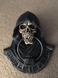 Skull door knocker Meadowbrook Logan Area Preview