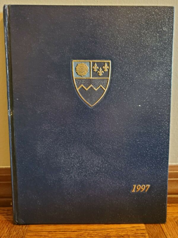 1997 St. Louis Priory High School Yearbook The Shield