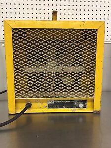 Chauffage électrique 240volts