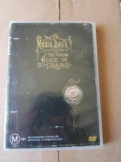 Alice in Chains music videos DVD