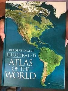 World Atlas + Map Eight Mile Plains Brisbane South West Preview