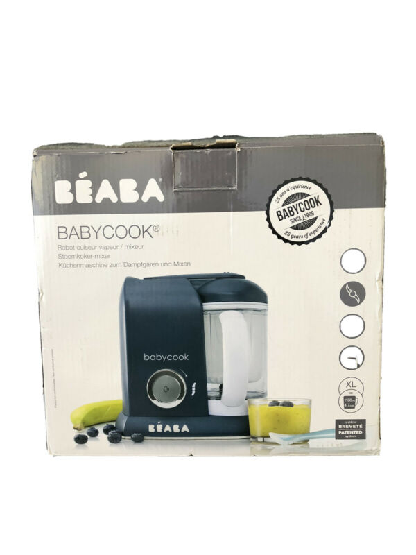 BEABA® Babycook Baby Food Maker in Navy Blue (New Damaged Box)