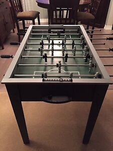 New soccer Foose ball table