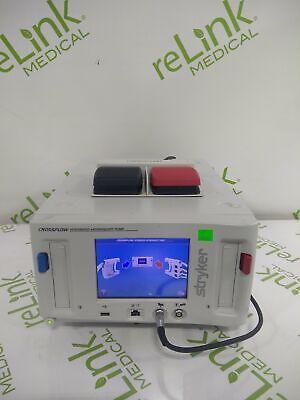 Stryker Medical Crossflow Integrated Arthroscopy Pump