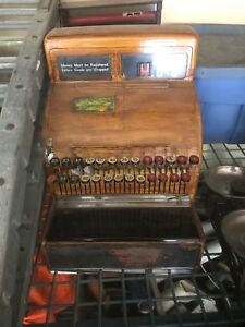 2 Old cash registers