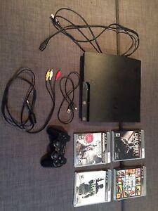 PS3 ,manette et jeux à vendre