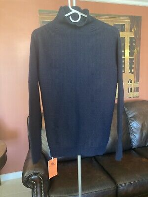 ANDERSEN ANDERSEN SAILOR TURTLENECK / NAVY New Small Men