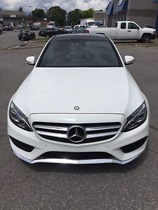 Mercedes c300 4matic 2016