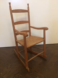 Children's Rocking Chair (1970's)