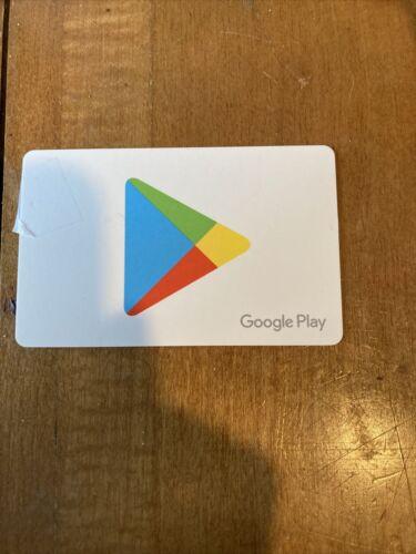 Google Play Gift Card 10 - $12.00