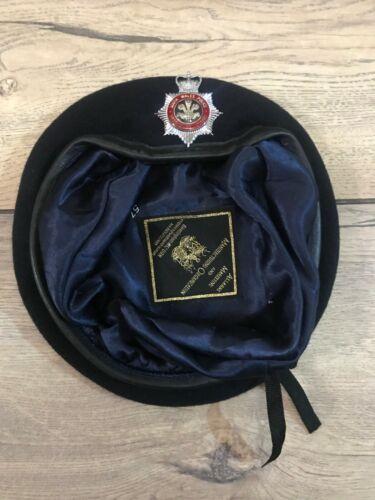 UNITED KINGDOM GREAT BRITAIN HAT BERET POLICE SOUTH WALES - ORIGINAL!
