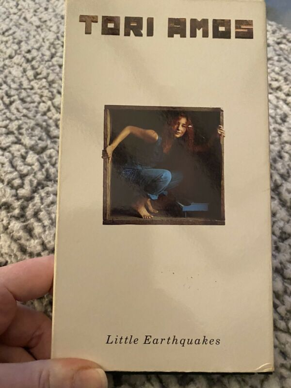 "Tori Amos ""Little Earthquakes"" VHS-1992-Excellent Condition!!"