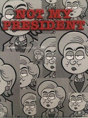 not my president card game conservative republican party Christmas educational ()