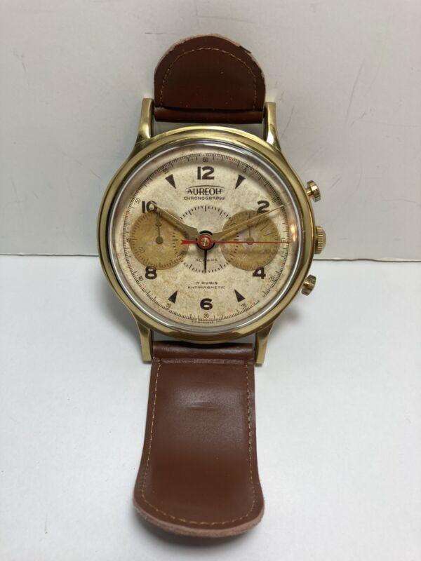 Timeworks Inc. Wristwatch Round Aureole Alarm Clock