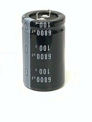 Capacitor 6800 Mfd 6800uf 100v Electrolytic 50x30mm 1 Pc