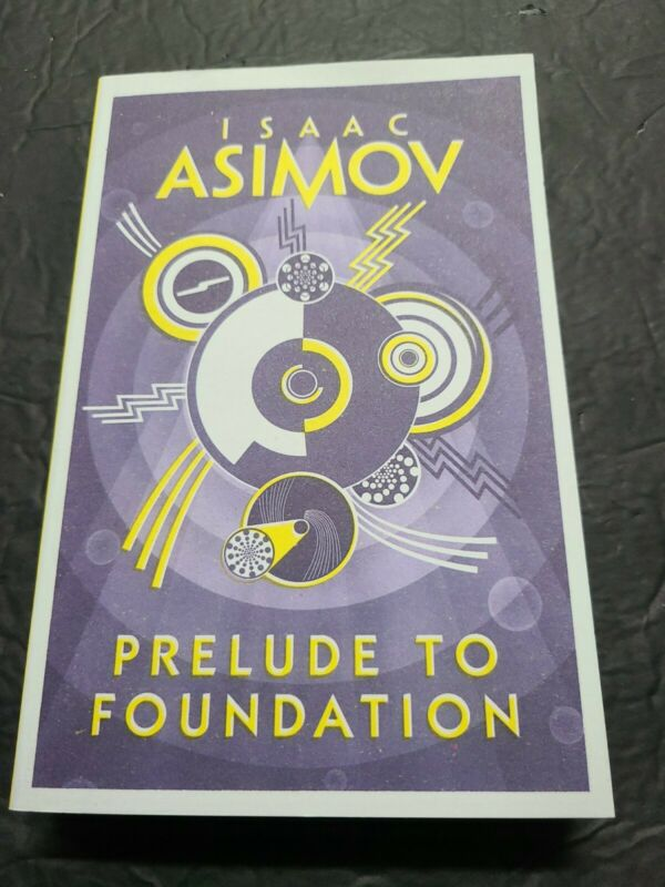 NEW paperback book Prelude to Foundation by Isaac Asimov Harper 2016 399 pages