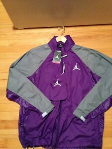 Brand New Men's Authentic Jordan Sport Jacket
