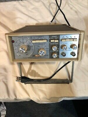 Bk Precision 3025 Sweep Function Generator
