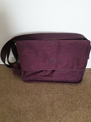 Kipling Purple Bag