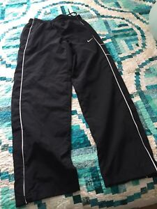 Lined athletic pants
