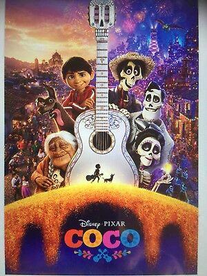 Maxi Size 36 x 24 Inch Coco Pixar Disney Family Poster New