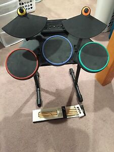 PS3 drum set