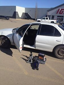 2005 cavalier for parts engine went dry