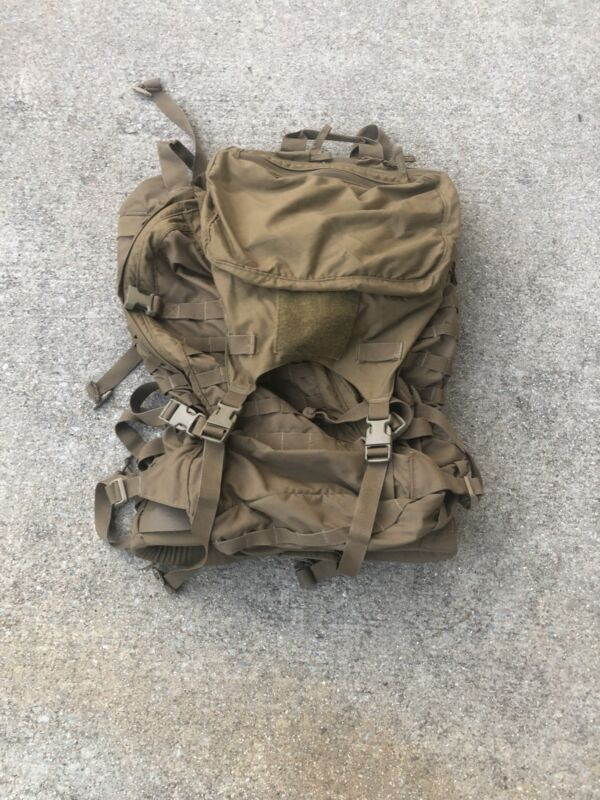 Granite Gear Chief Patrol Coyote Brown Tactical Rucksack with Belt