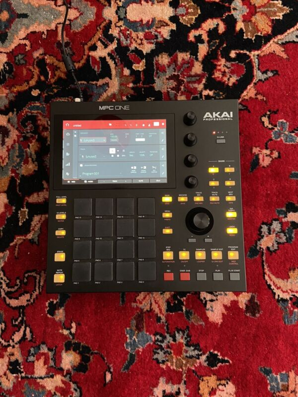 Akai Professional Mpc One. New condition, comes with factory power supply.