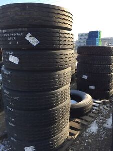 Commercial Trailer Tires