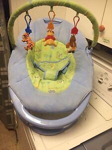 Bouncy chair- adjustable
