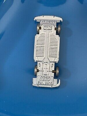 LEGO HO SCALE VINTAGE CLASSIC 1960's 1970'S VW KARMANN GHIA Chassis Only 4 Parts