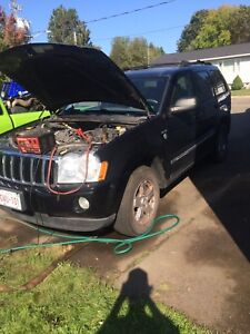 2007 grand cherokee parts out