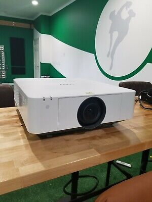 Sony VPL-FHZ60 WUXGA 1080p 3LCD Projector White with standard lens