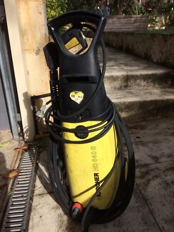 Karcher Pressure Cleaner HD640S Parts or Repair