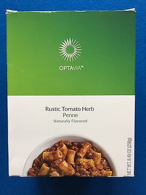 Medifast Optavia Rustic Tomato Herb Penne   7 Meals W Box Fresh  Free Shipping